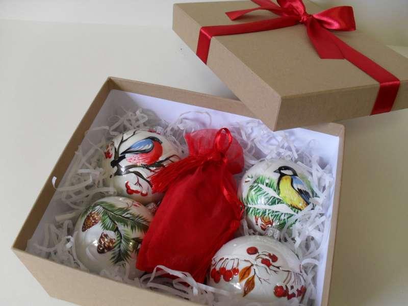 Чем можно наполнить коробку с подарком 916